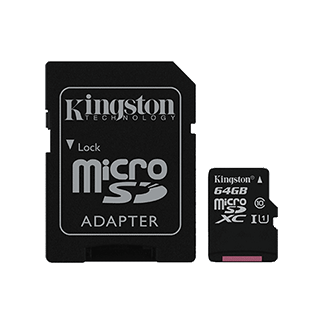 Kingston Cartão MicroSD 32GB