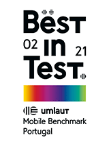 Selo umlaut Best in Test