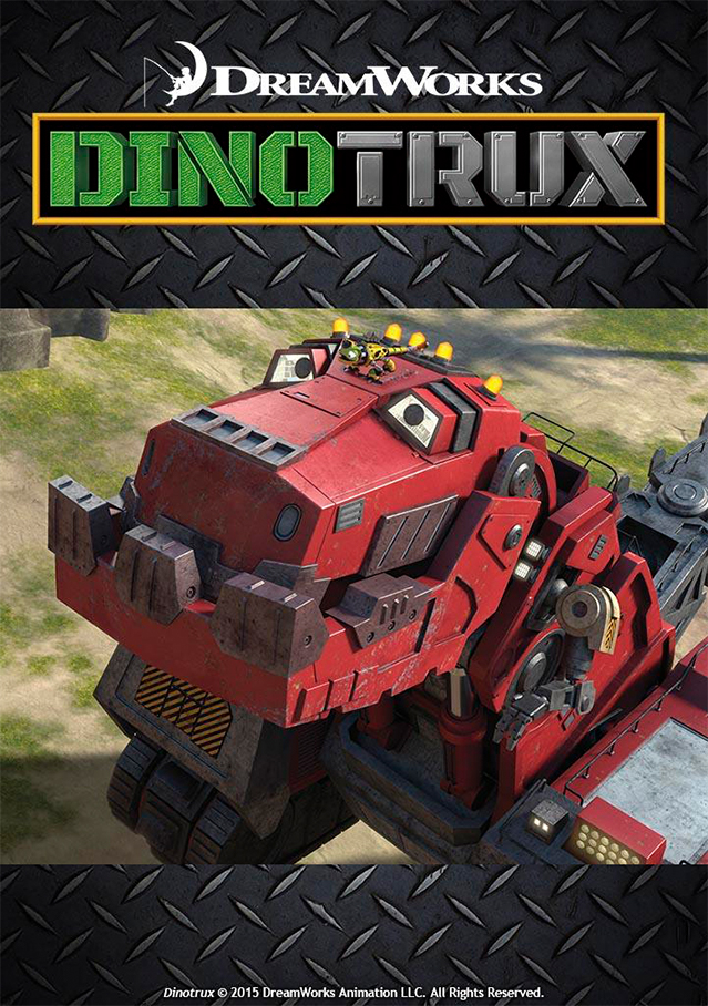 Cartaz do filme Dinotrux