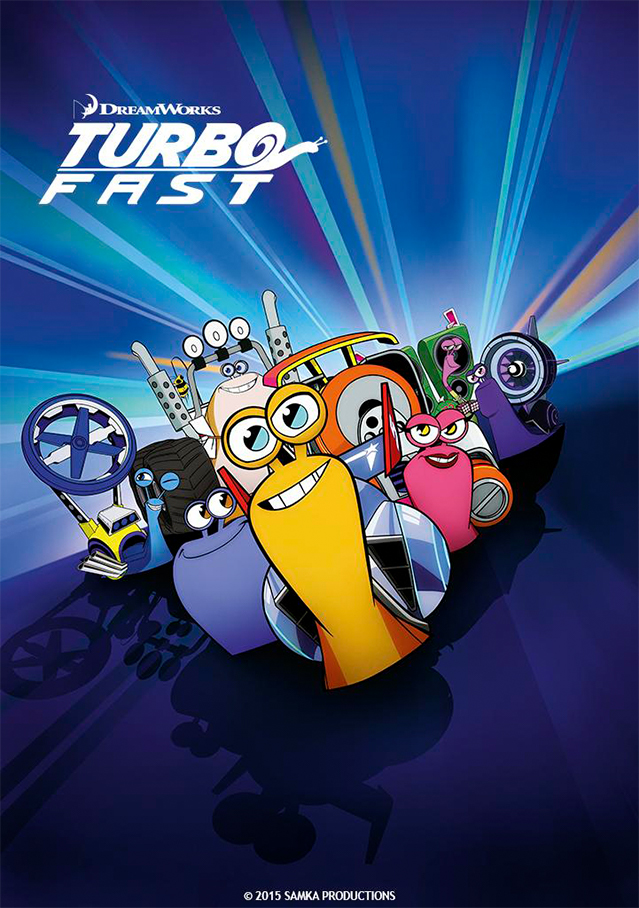 Cartaz do filme Turbo fast