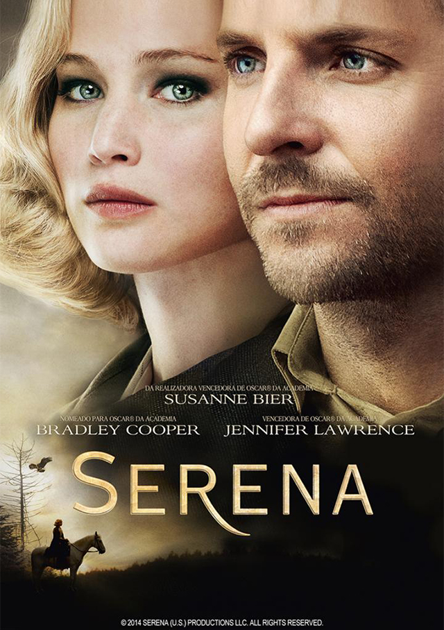Cartaz do filme Serena